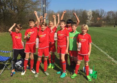 Hellested fodbold U-13 drenge årgang 05-06