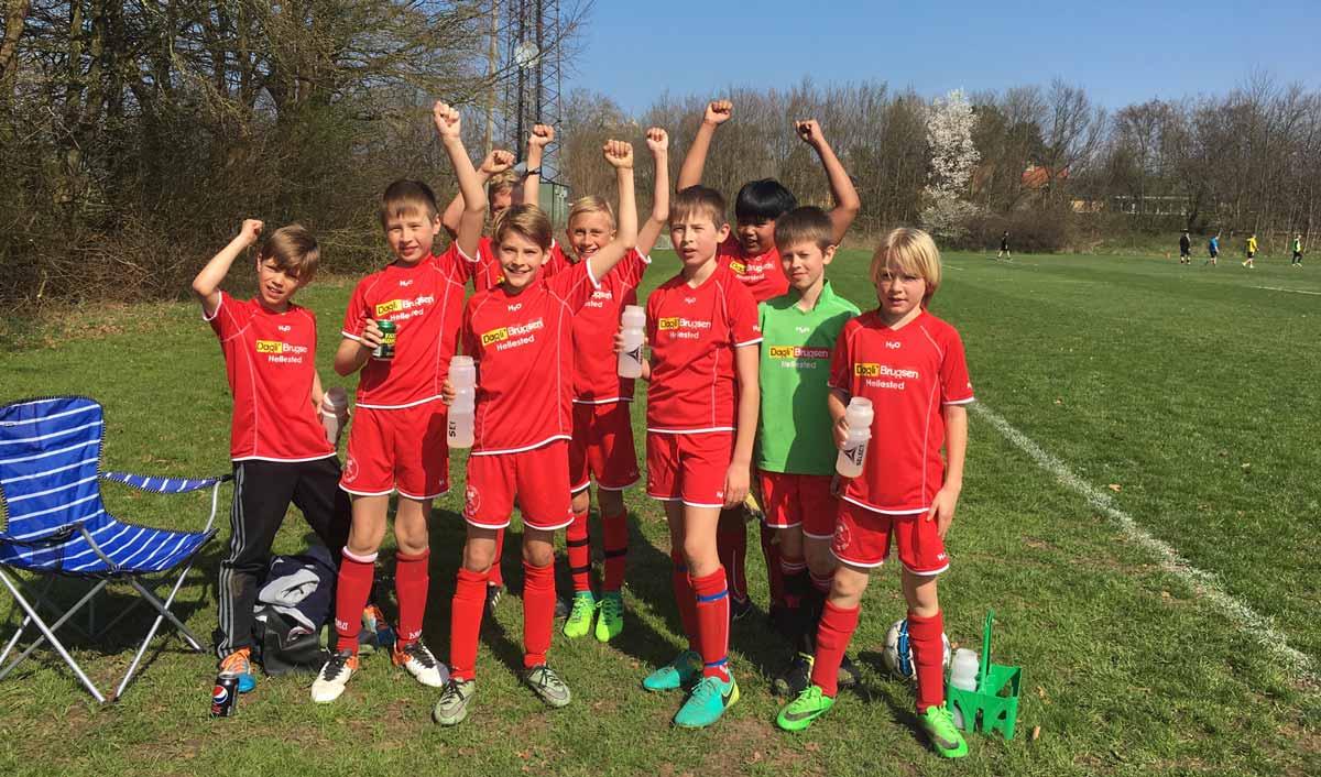 Drenge fodbold